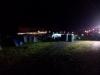 Camping site at nite 3