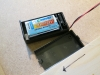 9 V battery location