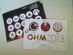 OHM2013-flyers