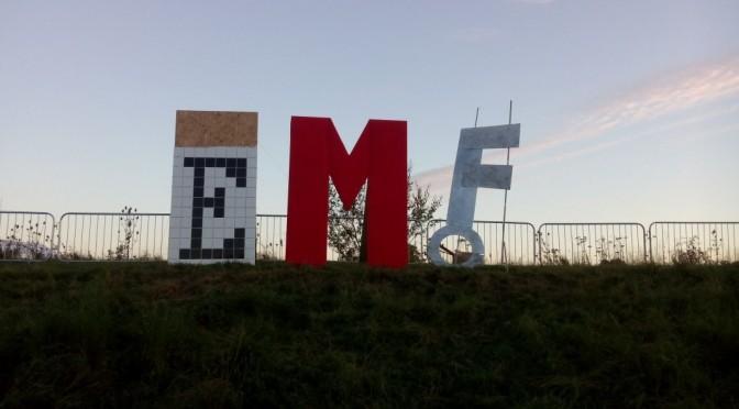 #EMF2014 (Electromagnetic Field hacker festival 2014)