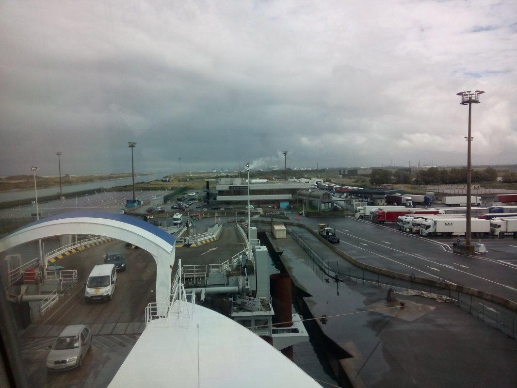 Dunkerque, bye, bye
