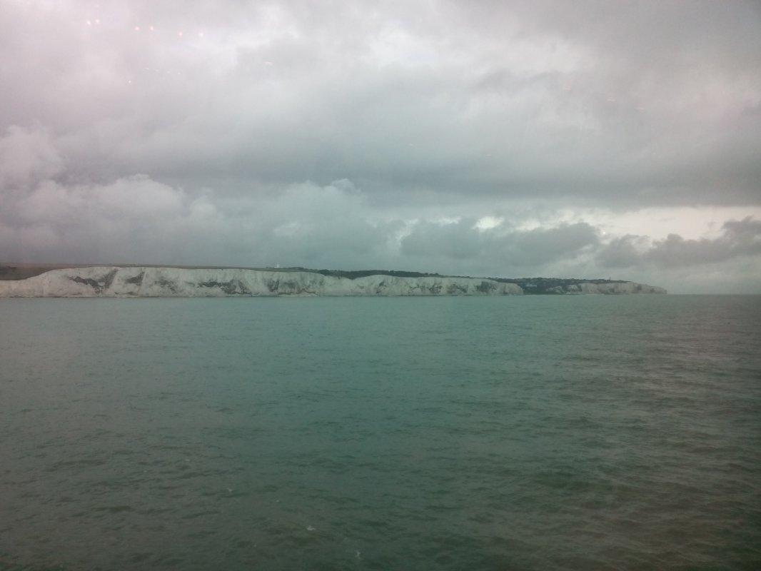 Dover got closer