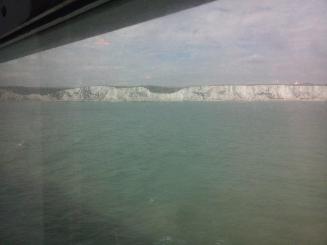 bye bye Dover
